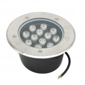 12W Underground Light LED Garden Landscape Buried Flood Lamp