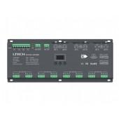 LTECH LED Controller LT-924-OLED 24-Kanal DMX/PWM 24x3A