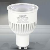 MiLight FUT106 6W GU10 RGB+CCT LED Spotlight 2.4G RF Remote SmartPhone App Voice Control