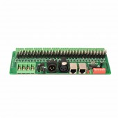 30CH Easy DMX LED Controller DMX Decoder driver RGB 9-24V