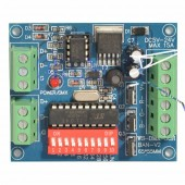 3CH Easy dmx512 Controller Decoder Driver-RGB Strip Module WS-DMX-3CH-BAN-V1