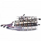 16.4ft 5M WS2801 32LEDS/M 5050 RGB 5V Addressable LED Strip Arduino Light