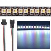 1M SK6812 RGBW RGBWW 144 LEDs/m 5050 SMD Flexible Light Strip 5V Addressable