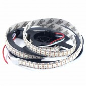 1M WS2812B Individually Addressable LED Strip 144LEDS Flexible Light 5050 RGB