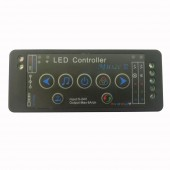 Music 3 LED Strip Controller Smartphone APP Wireless Control for RGB/RGBW LEDs Strip 3 Modes To Control for IOS Android DC5-24V