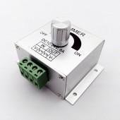 12V 8A LED Dimmer PIR Sensor 5050 3528 Strip Light Switch Controller