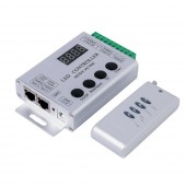 DC5-24V HC008 Magic Dream Color RF LED Controller for WS2811 WS2812B LED Strip Light