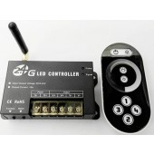RF203 2.4G Touch Wireless LED Dimmer Controller with Remote Brightness Adjust