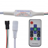 2013X Wireless RF Digital for WS2811 WS2812 WS2812B LED Controller