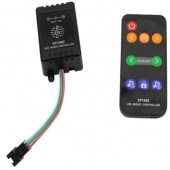DC5V-12V Symphony IC Music Colorful LED Controller SP106E