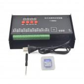T-8000AC LED Pixel Module Controller MAX Control 8192 Pixels