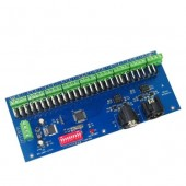 27ch 27Channel 9 Group DMX512 LED Decoder Controller Dimmer