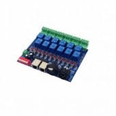 12CH Relay Switch Dmx512 Controller Relay WS-DMX-RELAY-12CH-10A
