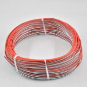 20M 3-Pin 22AWG Extension Cable Wire for WS2811 WS2812B SK6812 Led Light