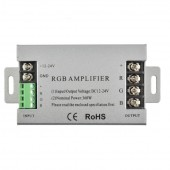 DC 12V-24V 30A 360W Aluminum RGB led Amplifier controller