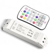 LETCH M8+M4-5A LED RGBW Controller Funk Set 4x5A M8-4A