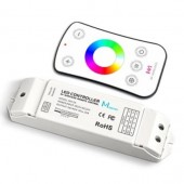 Colour Wheel RGBW Controller With RF Receiver-20A M4 Transmitter + M4-5A Receiver LTECH Controller