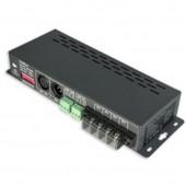 DMX to PWM Decoder 24CH (XLR-3, RJ45) CV LT-88024CH LTECH