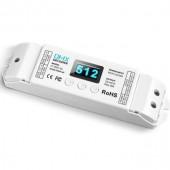 DMX To PWM Decoder 4CH (OLED) CV LT-820-5A LTECH Controller