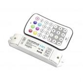 M7 LED Remote + M3-3A MiNi RF RGB LTECH Controller