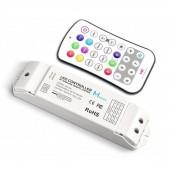 M8 LED Remote + M4-5A MiNi RF RGBW LTECH Controller