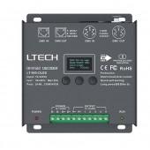 LTECH Led Controller CV Dmx Decoder Oled 5*5A LT-905-OLED