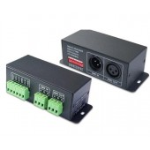 LTECH Led DMX-SPI Signal Convertor Decoder Controller LT-DMX-1809