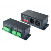 LTECH Led DMX-SPI Signal Convertor Decoder Controller LT-DMX-8806