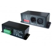 LTECH Led LT-DMX-9813 DMX-SPI Signal Convertor Decoder Controller