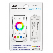 Skydance Led Controller 3A*5CH RGB+Color Temperature LED Controller Set V5-M + R17