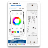 Skydance Led Controller 5A*5CH RGB+Color Temperature LED Controller Set V5 + R17