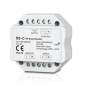 Skydance Led Controller Non-Dimmable 100-240VAC 3A RF 2.4GHz & Push switch SS-C