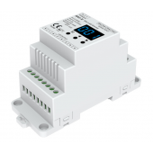 Skydance Led Controller 4CH*5A 12-24VDC CV DALI Dimmer DA4-D(Din Rail)