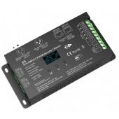 Skydance Led Controller OLED 5CH*6A 12-24VDC CV DMX Decoder D5