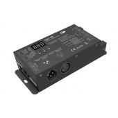 Skydance Led Controller 4CH Constant Current DMX512 & RDM Decoder D4C-XE(350mA)