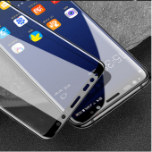 3 Pcs Front & Back Film Screen Protector For Samsung Galaxy S9 Plus S8 Plus 3D Curved Soft Protective Back film S9 S8 Not Glass