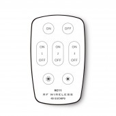 RC11 2.4G Remote Control Wireless Series
