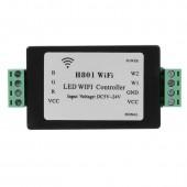 RGBW LED WIFI Controller H801 DC5-24V Input 5CH*4A Output For RGB RGBW Led Strip Light Tape Ribbon