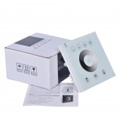 Single Color Touch Switch Panel Controller LED Dimmer