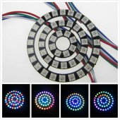 WS2813 Ring WS2812B 48 Bit RGB LED 5050 Board for Arduino 5V