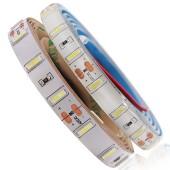 SMD 7020 LED Strip Light DC12V 300 LED Tira Tape Lights 5M