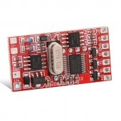 12V 24V DMX512 Decoder With Digital Tube Display Addressable DMX PCB Board