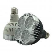 Super Bright PAR30 E27 LED Spot Down Light 35W LED Bulb Lamp LED Lighting Lamp AC100-240V Warm/Cold White LED Spotlight