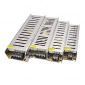 Super Slim Version 24V Switch Power Supply AC110-220V to DC 60W 100W 150W 200W 300W Constant Voltage Lighting Transformers