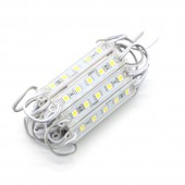 100Pcs DC 12V 5050 5 LED Modules Waterproof IP65 For LED Signs