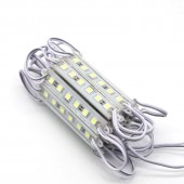 50Pcs 5050 6Leds LED Modules Waterproof  DC 12V Lighting