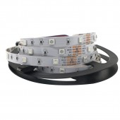 30LED/M DC 12V Non Waterproof 5M 150LEDS LED Strip Flexible Light 5050 SMD LED Light Tape LED Ribbon Lamp 2Pcs