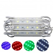 LED Module 5054 SMD DC 12V Waterproof Advertisement Design LED Modules 100PCS