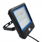 LED Motion Sensor Spotlight Flood Light PIR Floodlight Induction Sense Reflector