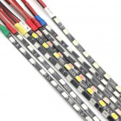 5730 LED Strip Flexible Light DC 12V 5.7MM / 4.7MM PCB 60LED/M